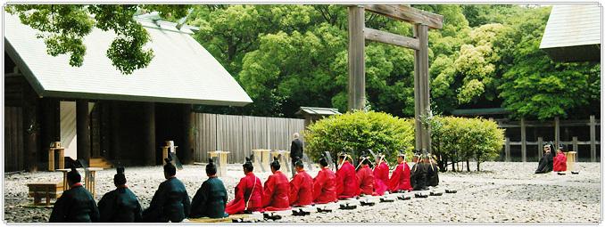 熱田神宮の祭事